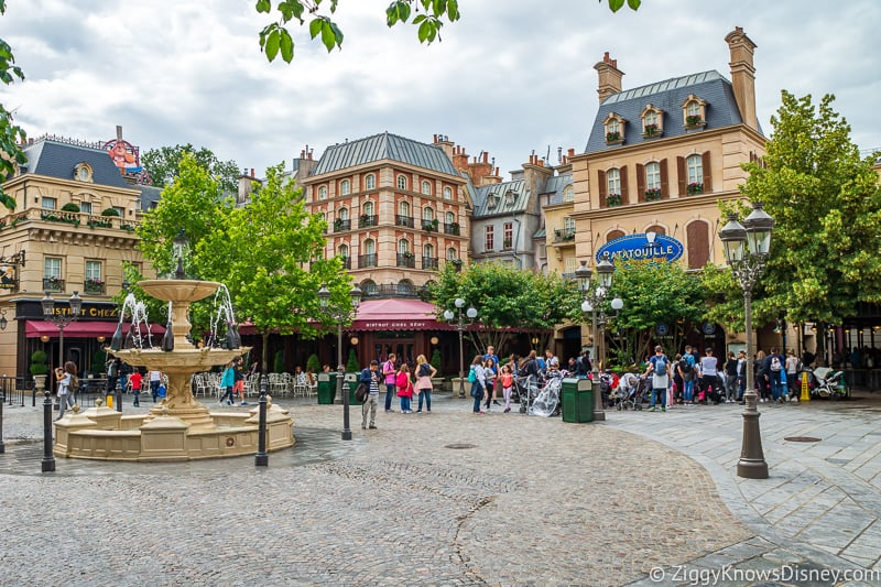 Remy's Ratatouille Adventure in Disneyland Paris