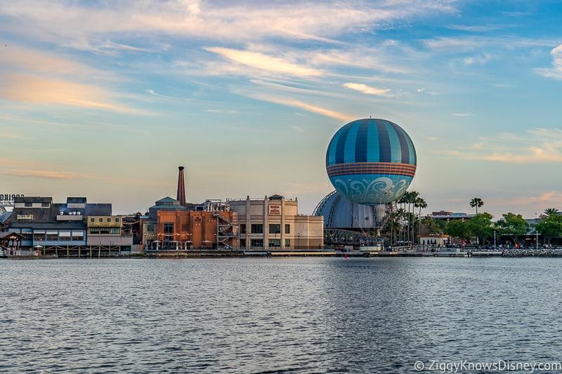 Visiting Disney World 2021