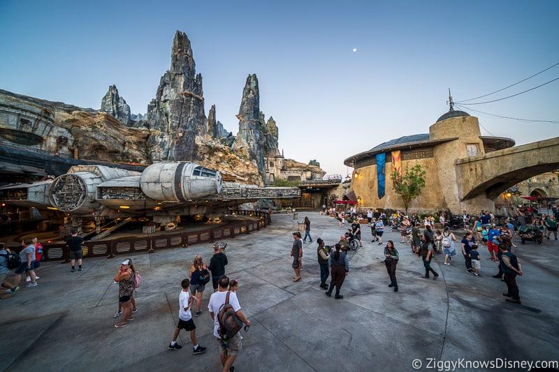 Galaxy's Edge Visiting Disney World 2021 or 2022