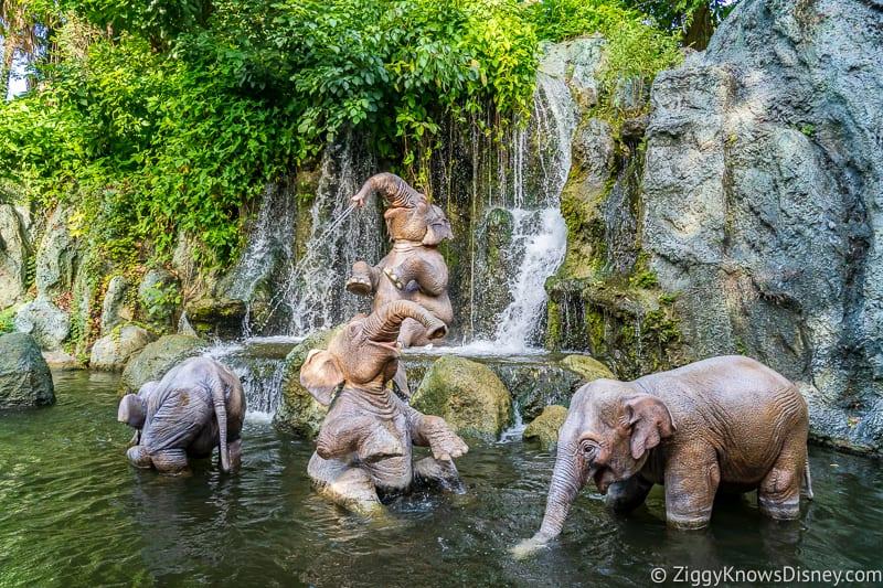 Jungle Cruise ride enhancements Magic Kingdom