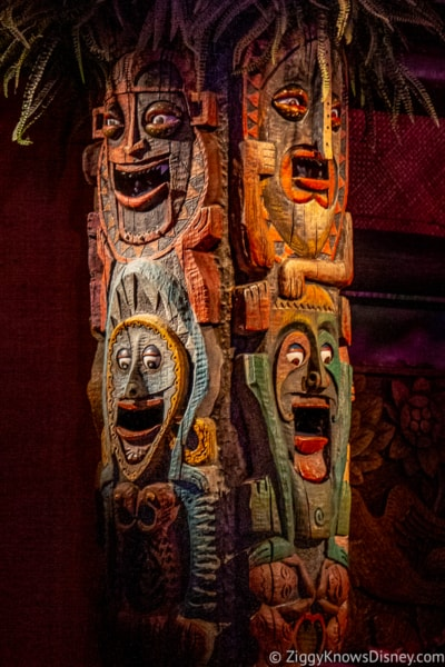 Enchanted Tiki Room changes