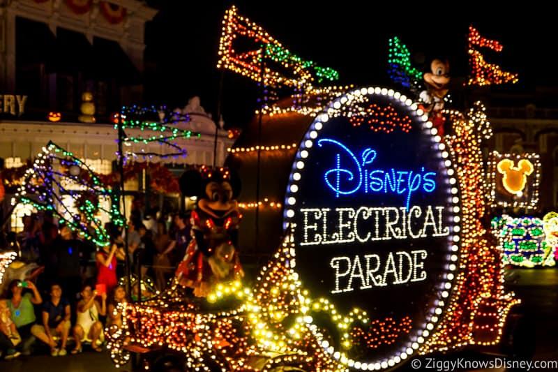Nighttime parade returning to Disney World 50th Anniversary