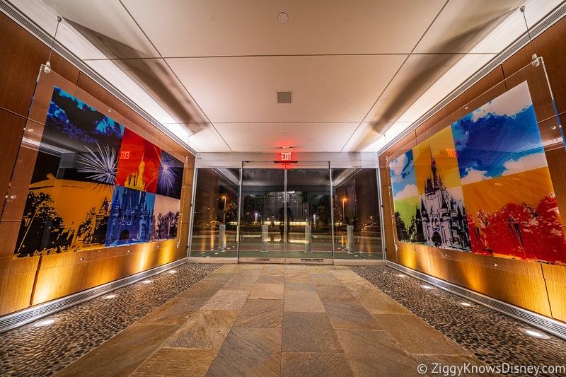 Disney World Resort Hotels for 50th Anniversary