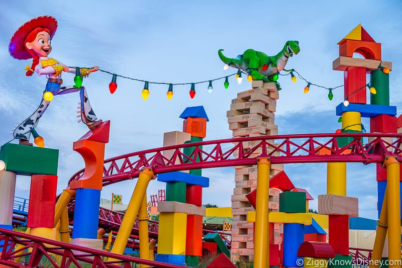 Toy Story Land for Walt Disney World 50th Anniversary