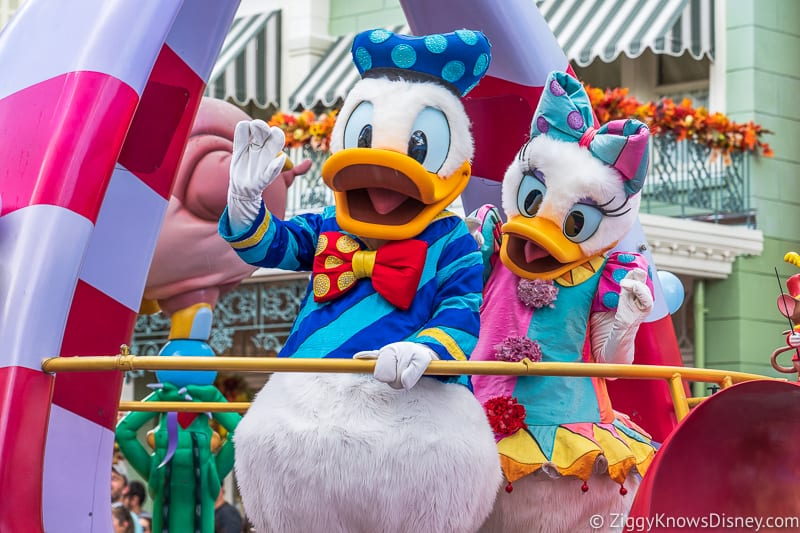 When does Disney World 50th Anniversary start
