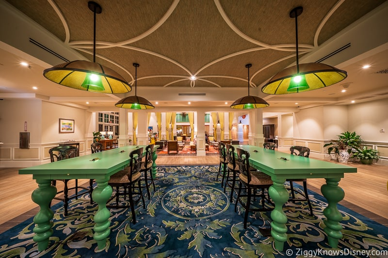 Check-In Disney's Caribbean Beach Resort