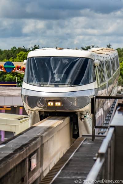 Disney World transportation changes