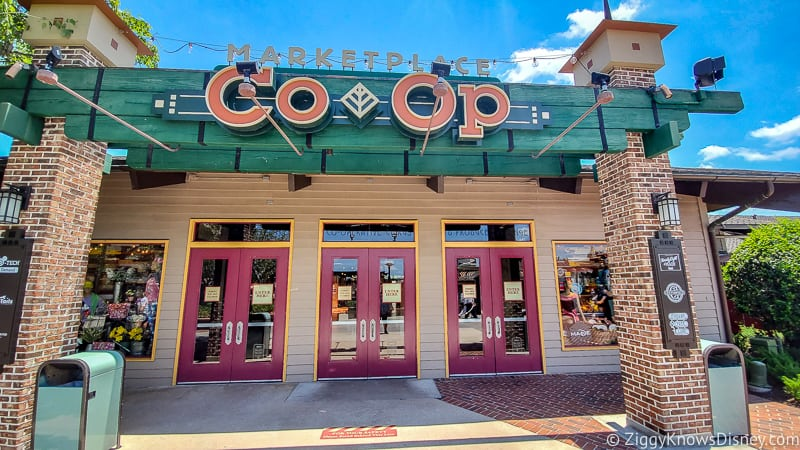 Marketplace CoOp Disney Springs Reopening