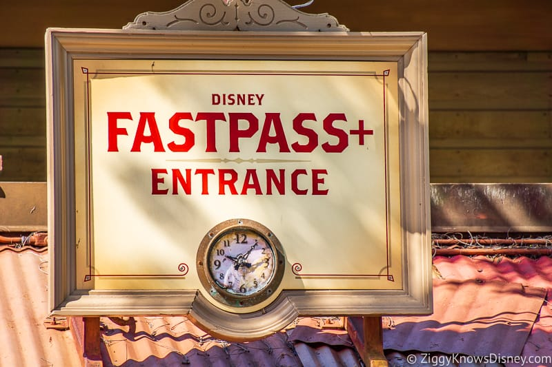 FastPass+ suspended in Disney World