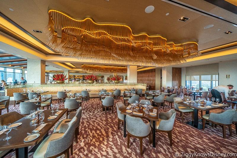Topolino's Restaurant Riviera Resort