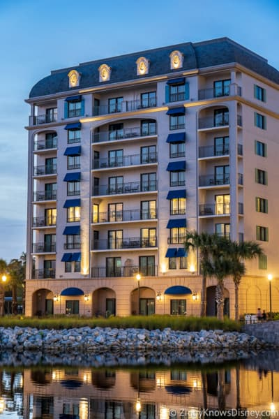 Disney Riviera Resort theme park reservations