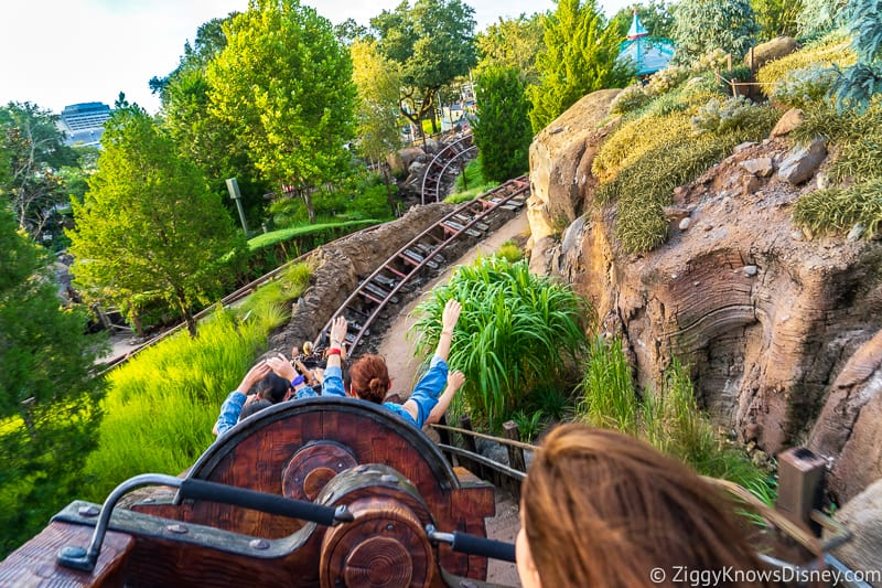 Theme park reservations in Disney World Seven Dwarfs Mine Train