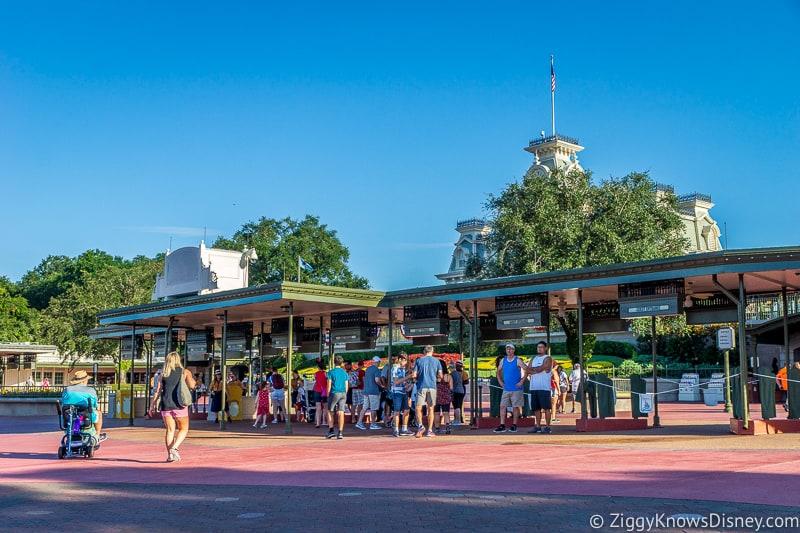 Safety in Walt Disney World
