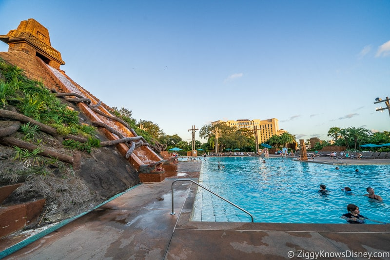 Pool Safety in Disney World