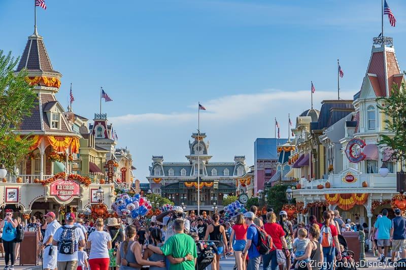 Disney World Safety in Magic Kingdom