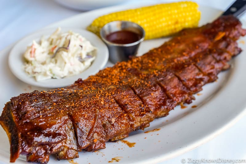 Ribs from the Boathouse Disney Springs