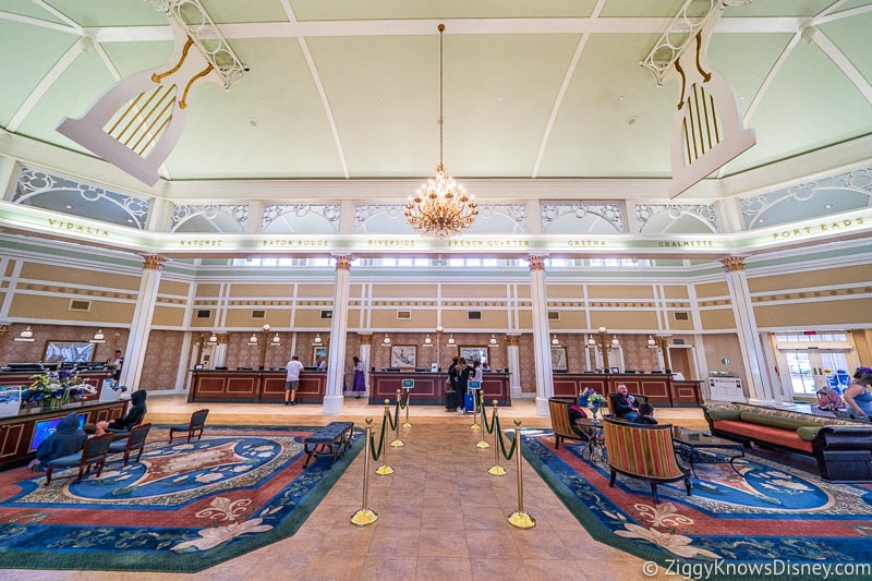 Disney World Dining Reservations at hotels
