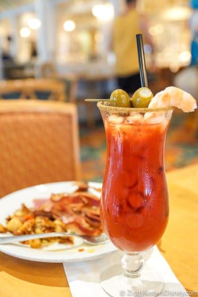 Disney Dining Reservations breakfast
