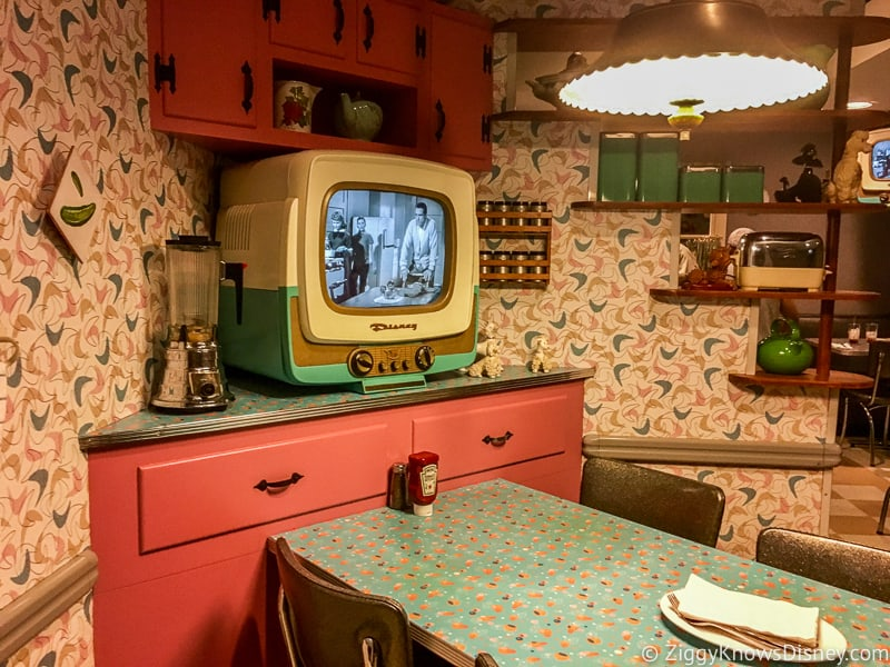 Dining Reservations for 50's Prime Time