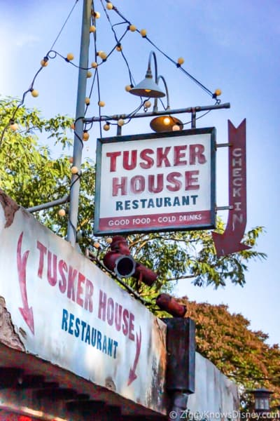 Tusker House Dining Reservations