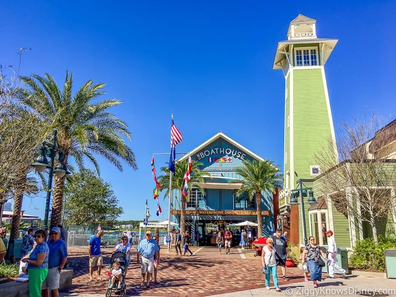 Disney Restaurant Reservations Boathouse