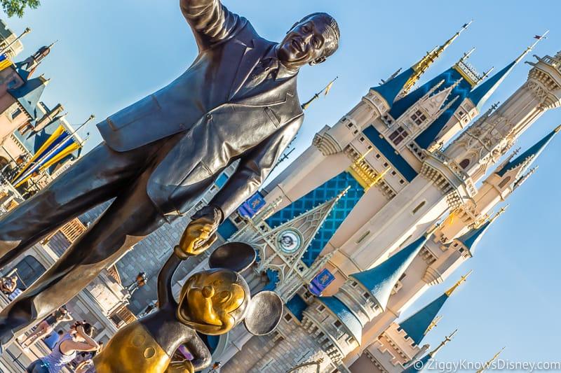 Disney Park Hopper Ticket