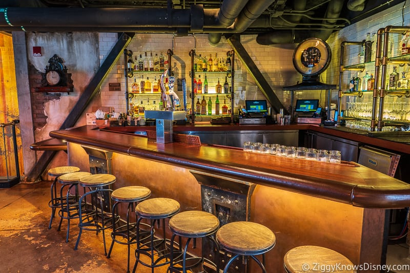 The Edison Bar Disney Springs
