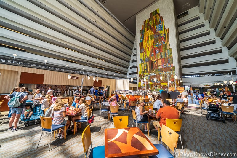 Inside Disney's Contemporary Resort