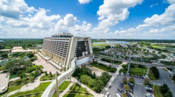 Walt Disney World Resort Hotels Reopening