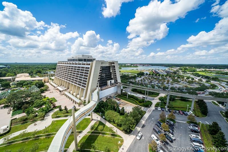 Walt Disney World Resort Hotels Reopening