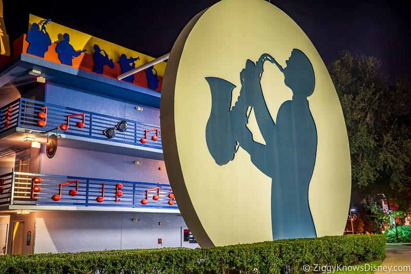 Jazz Player All-Star Music Resort