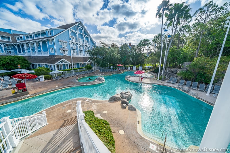 Disney World Resort Hotels After the Reopening