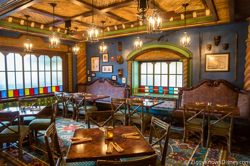 Disney World Reservations Skipper Canteen Magic Kingdom