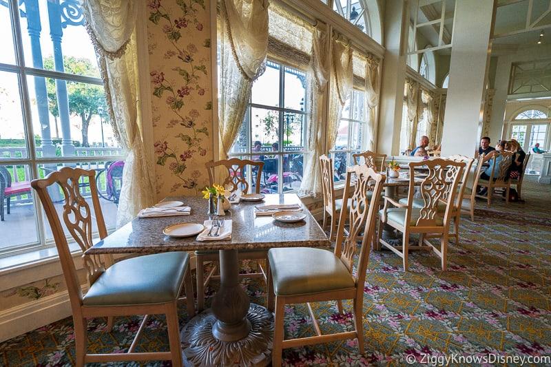 Grand Floridian Cafe Disney World
