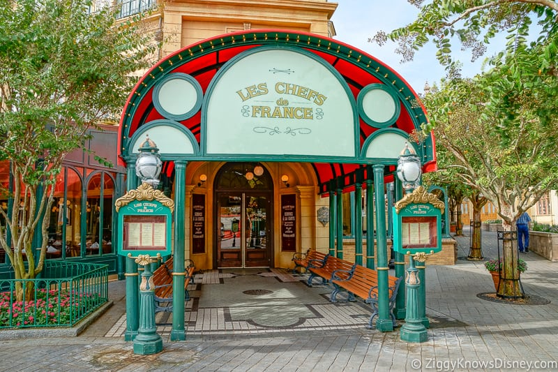 EPCOT Dining Walt Disney World
