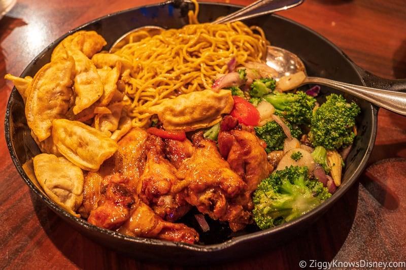 Family Style Meal Ohana