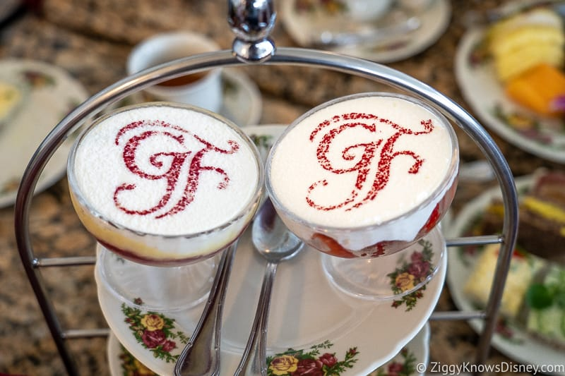 special dining events Garden Tea Room Grand Floridian