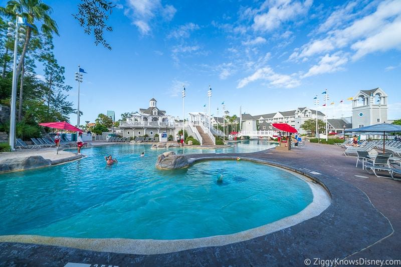 Disney's Beach Club Pool