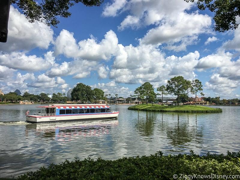 Friendship Boats Disney World Transportation
