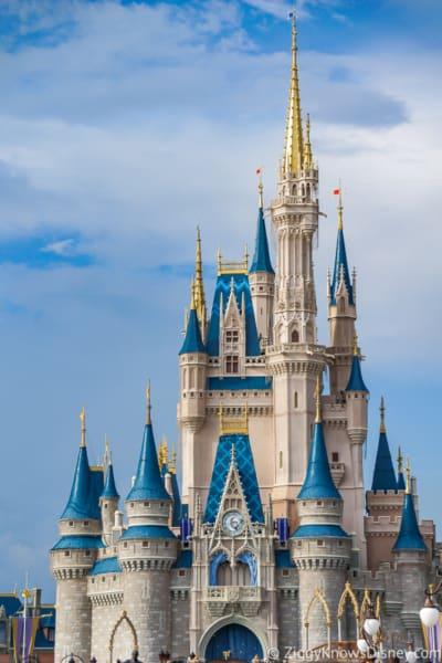 Cinderella Castle in Disney's Magic Kingdom Park