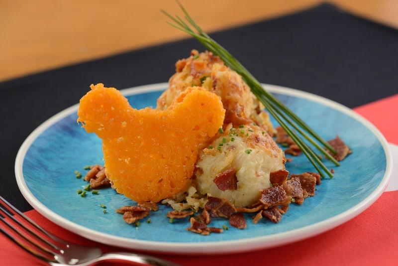 potato casserole Chef Mickey's