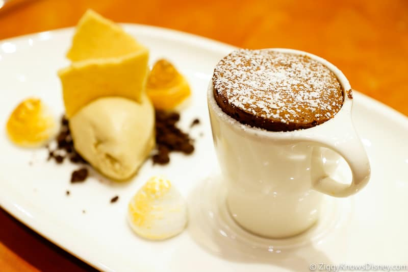 Dessert Napa Rose