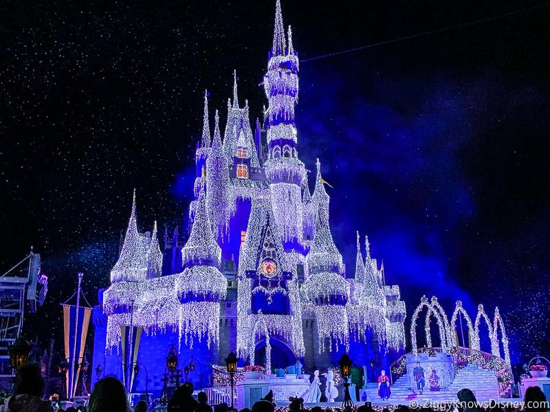 Dreamlights Cinderella Castle Magic Kingdom