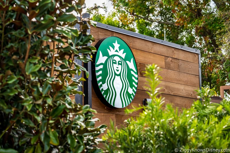 Starbucks EPCOT