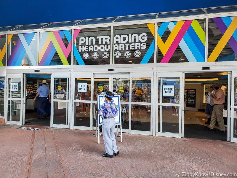 Pin Trading Headquarters EPCOT