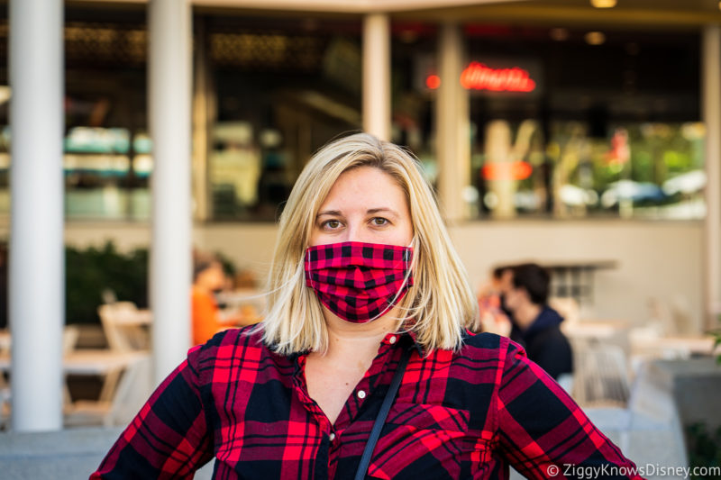 Disney World guests still required to wear face masks