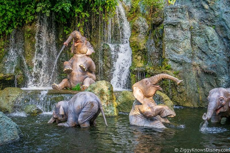 Jungle Cruise ride at Magic Kingdom Park