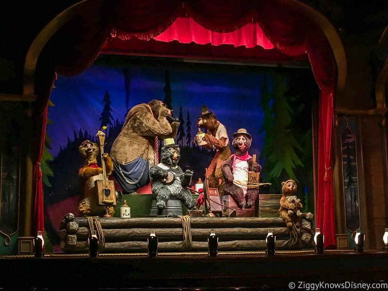 Country Bear Jamboree Disney's Magic Kingdom