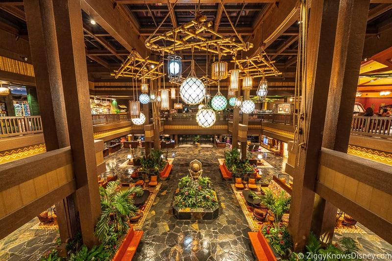 Magic Kingdom Hotels Polynesian Resort