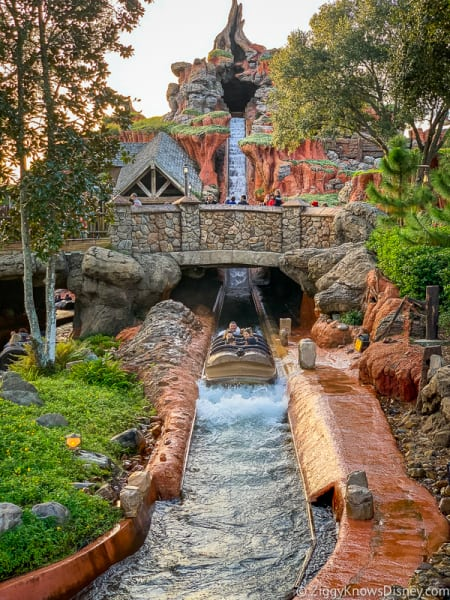 Splash Mountain at Magic Kingdom Park